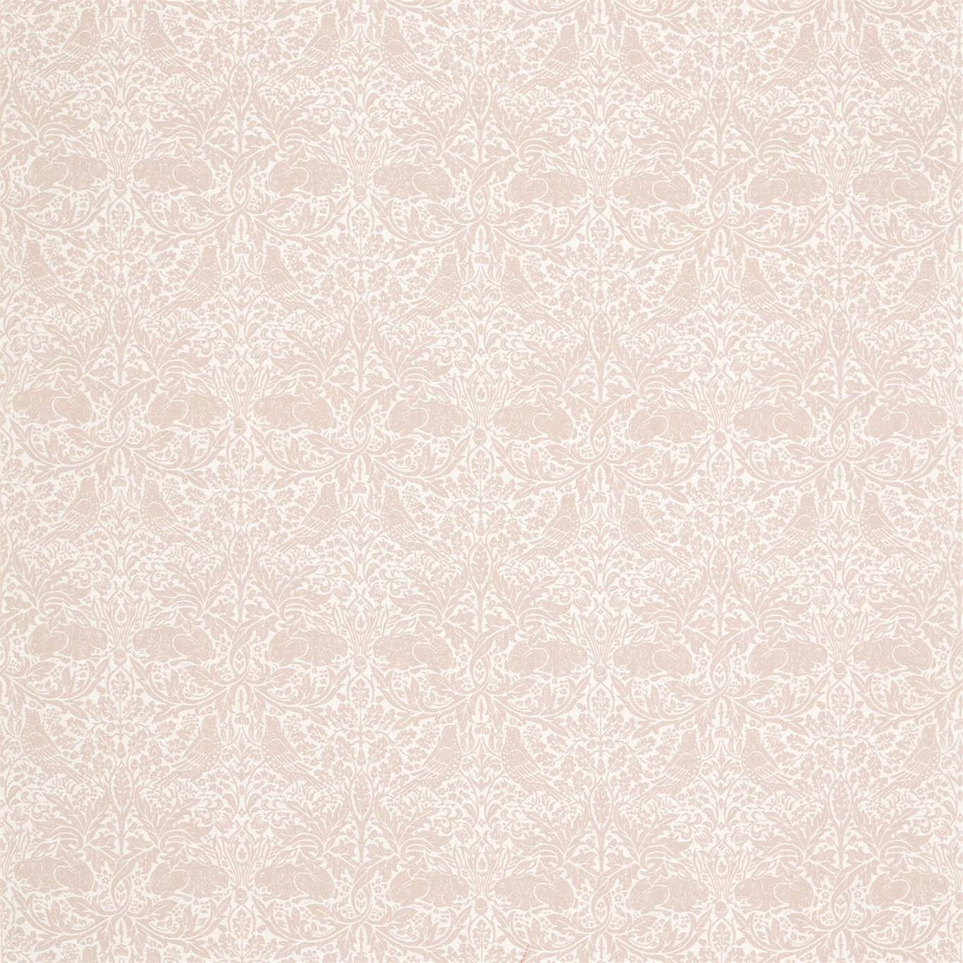 Pure Brer Rabbit Weave Faded Sea Pink