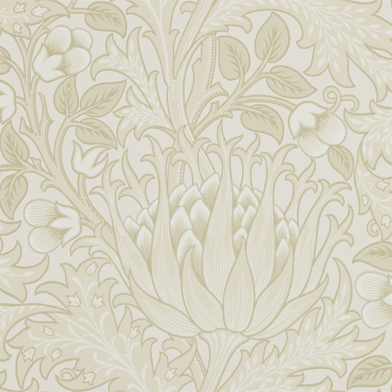 Tapet William Morris Artichoke 210353