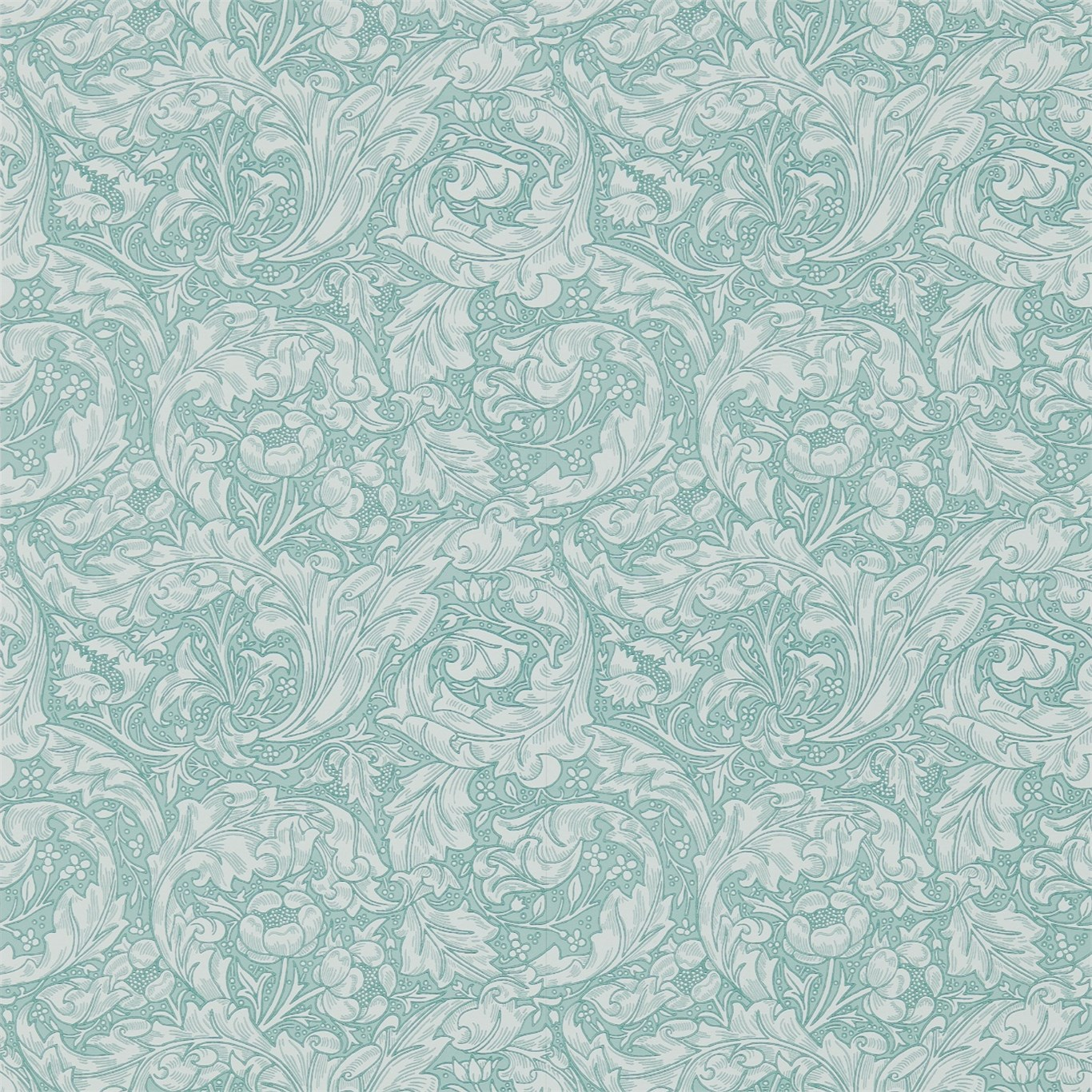 Tapet William Morris Bachelors Button 214732