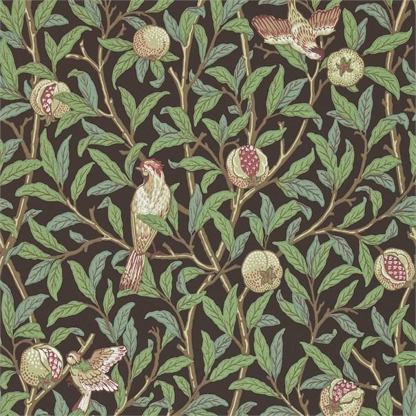 Tapet William Morris Bird & Pomegranate 212537