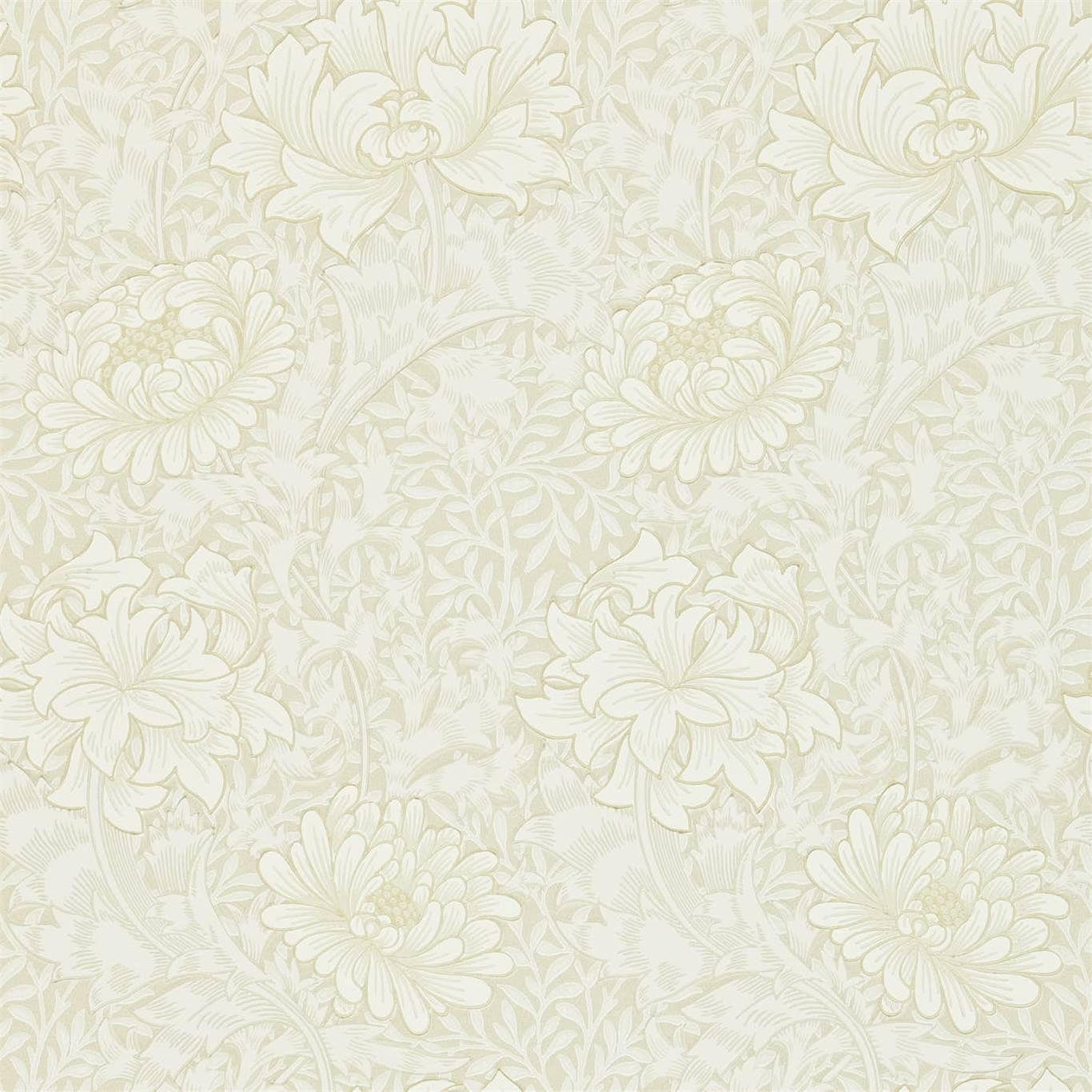 Tapet William Morris Chrysanthmum 216823