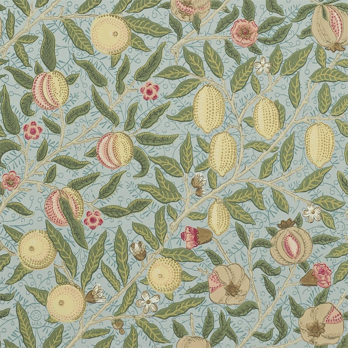 Tapet William Morris Fruit 210396
