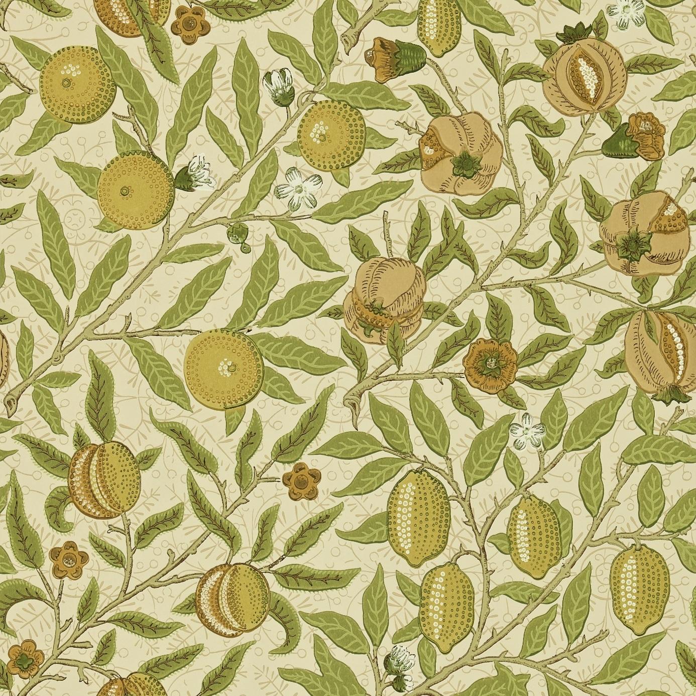 Tapet William Morris Fruit WR8048-2