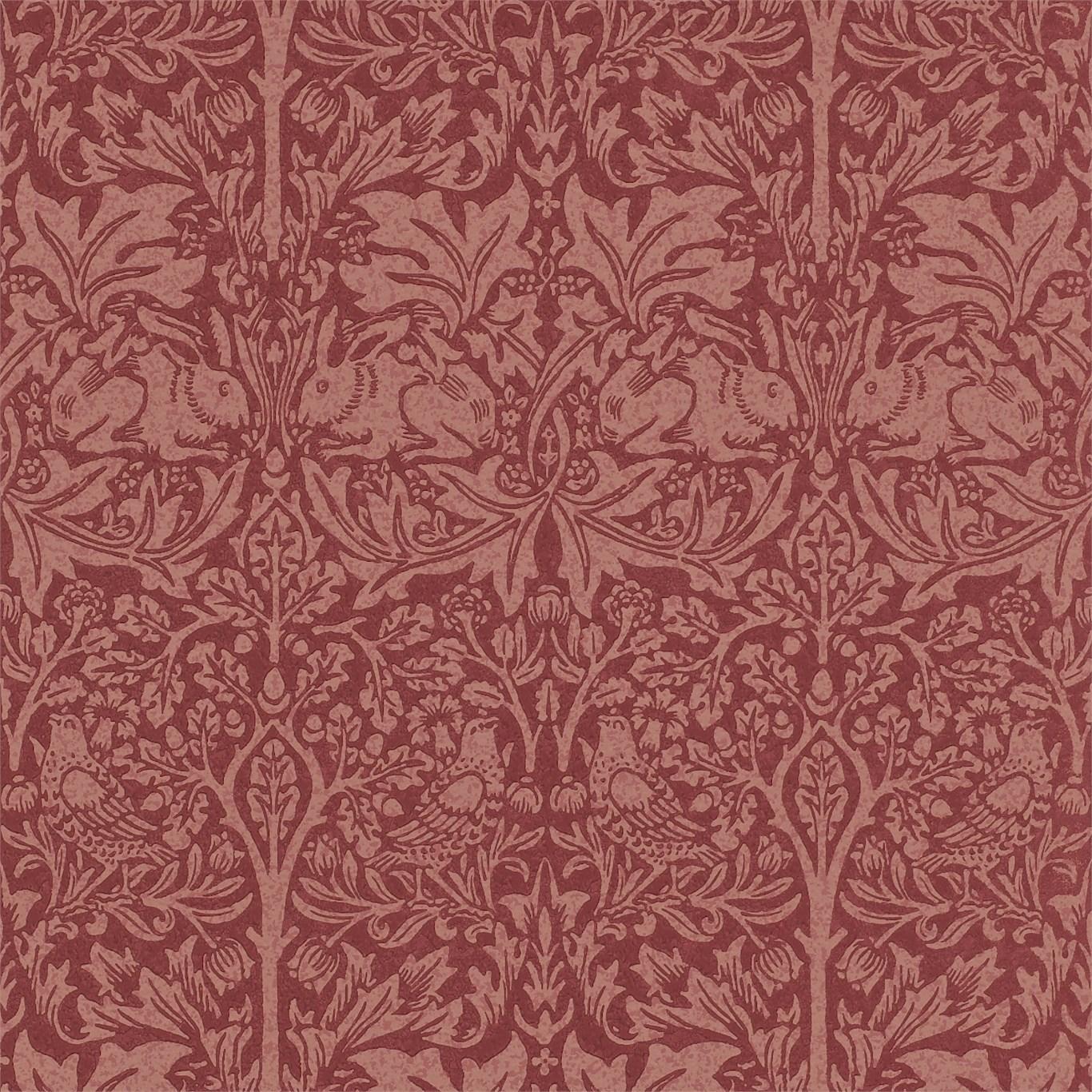 Tapet William Morris Brer Rabbit DMORBR101