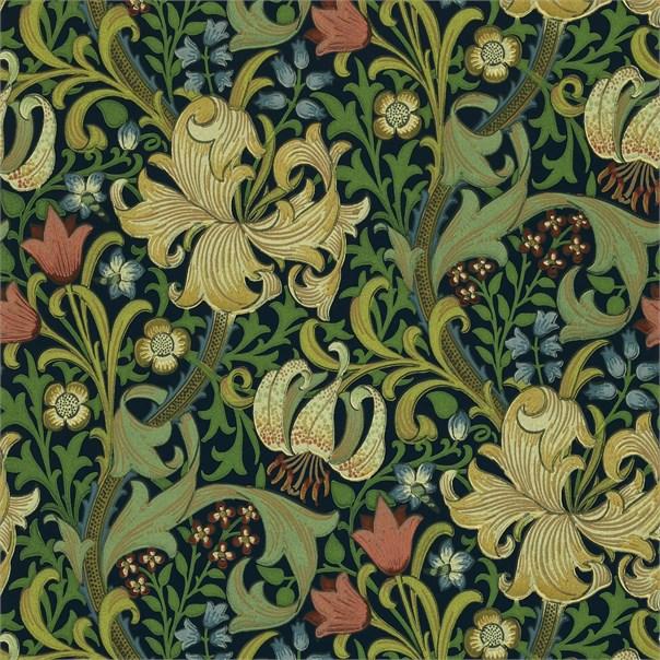 Tapet William Morris Golden Lily 210429