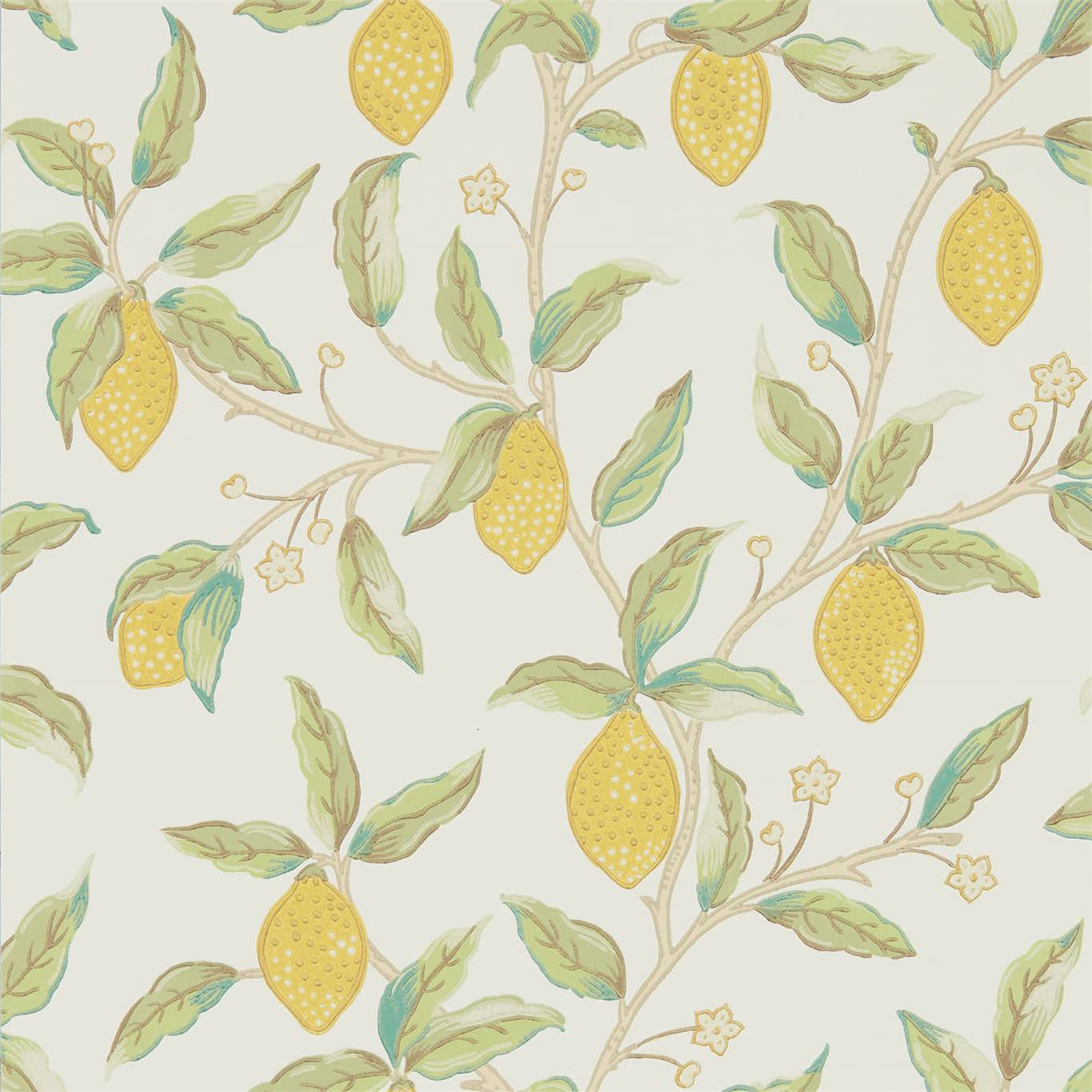 Tapet William Morris Lemon Tree 216672