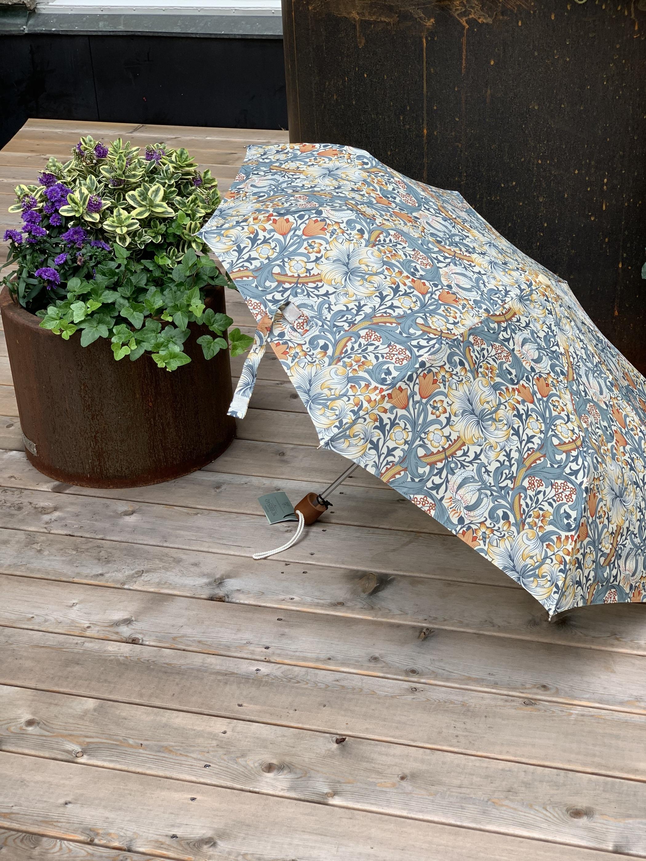 Paraply William Morris