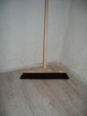 Tagelborste med träskaft - Tagelborste 30 cm