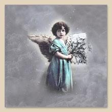 2051 Ängel med kvist