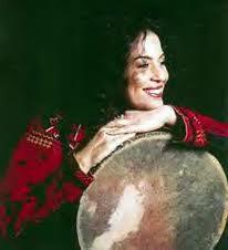 Amina Alaoui (Marocko)