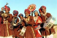 Jaipur Kawa Brassband