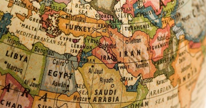 Välkommen till Fokus Mellanöstern - en samtalsserie på Medelhavsmuseet