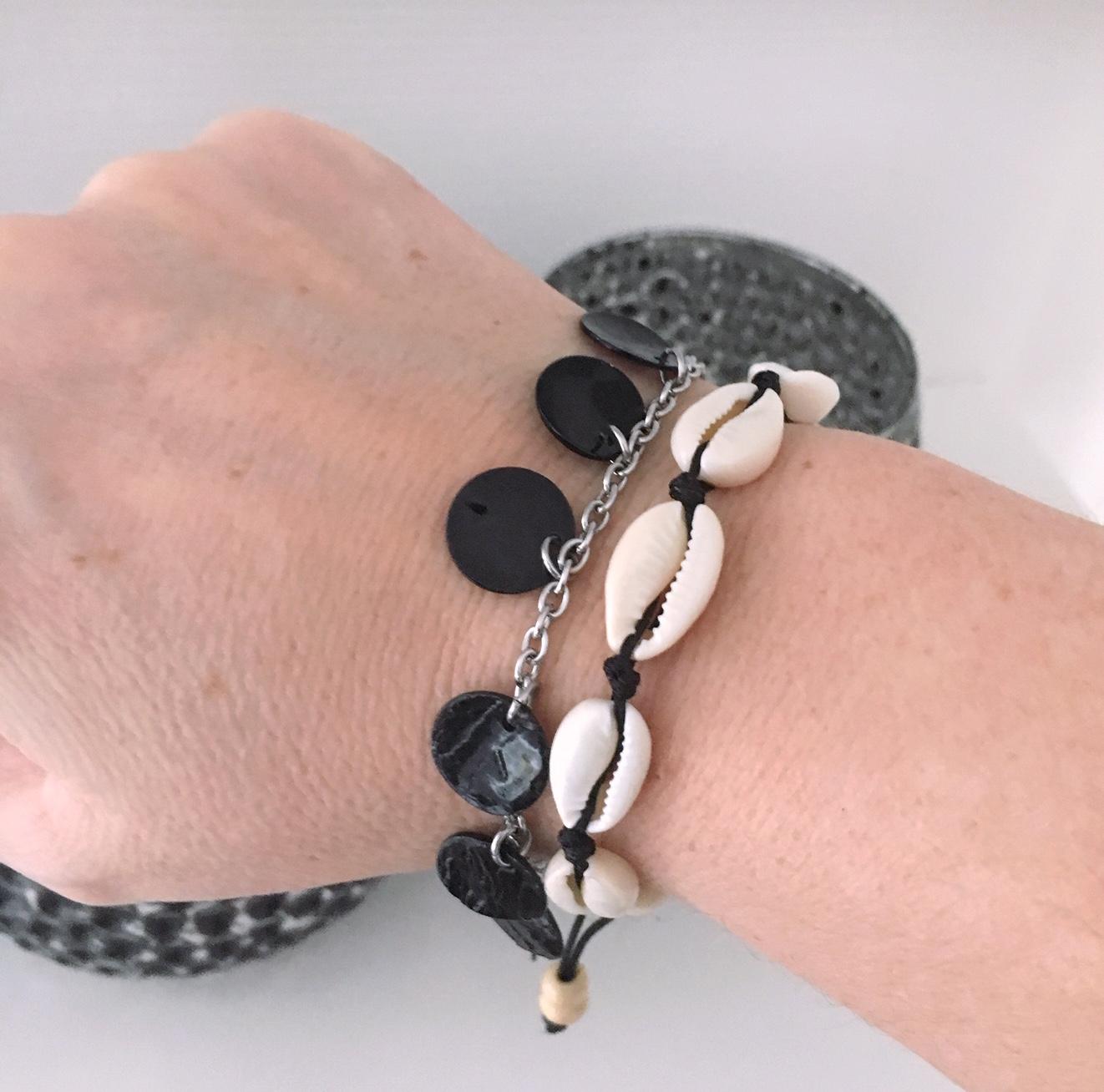 MIX_armband snäckor_1