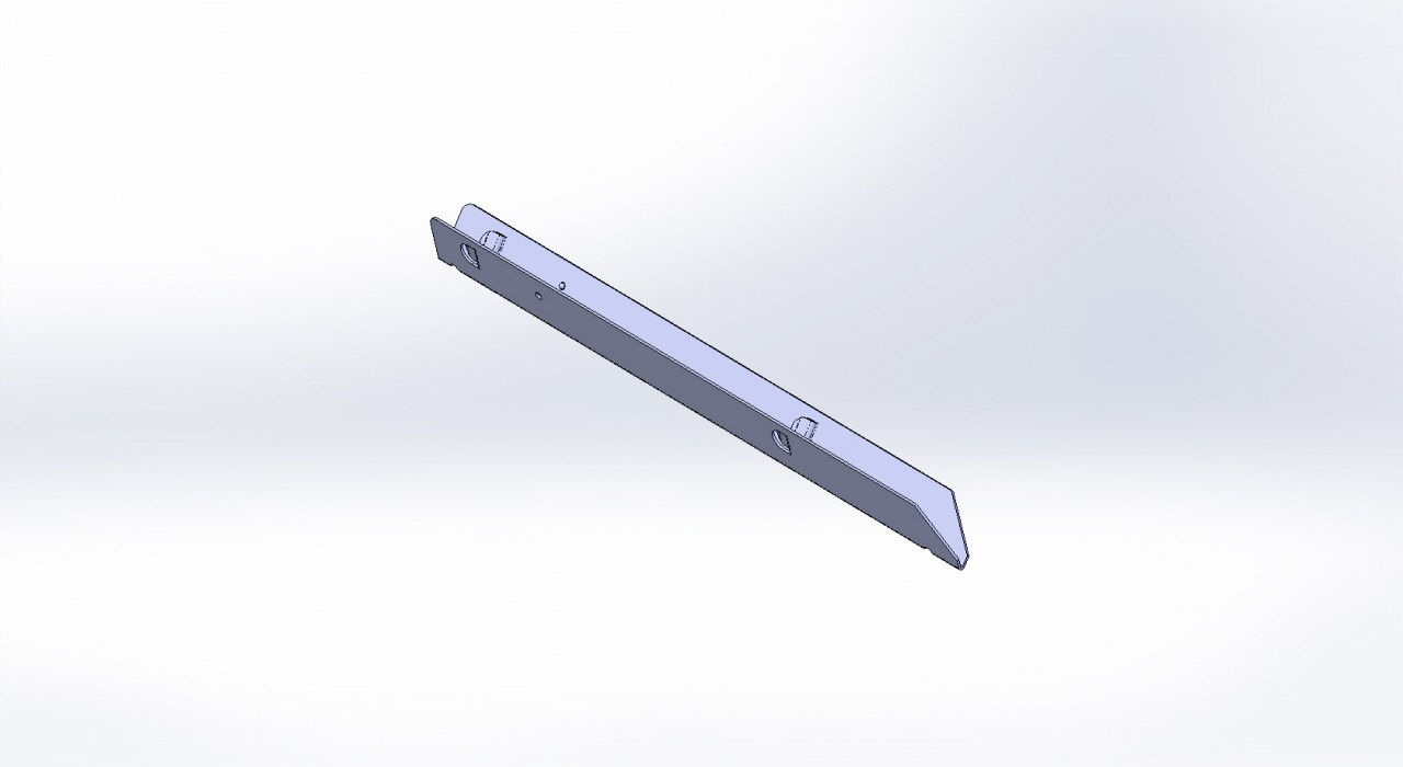 70-306-01 Stolpe 45 grader grå med spets