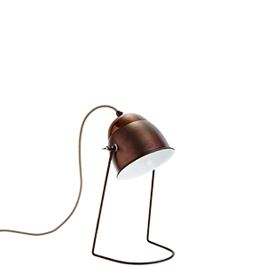 Bordslampa Bronze