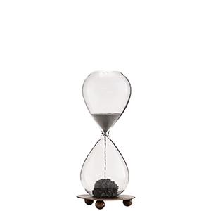Timglas med magnet