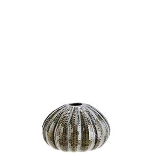 Sea Urchin vas, grön
