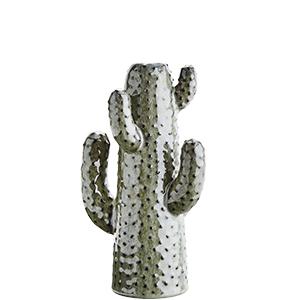 Kaktus vas, grön