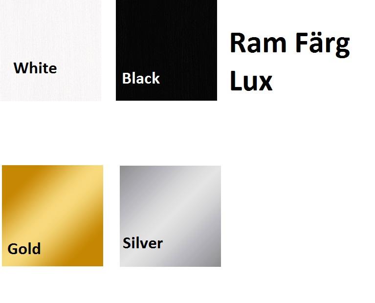 Ram färg Lux