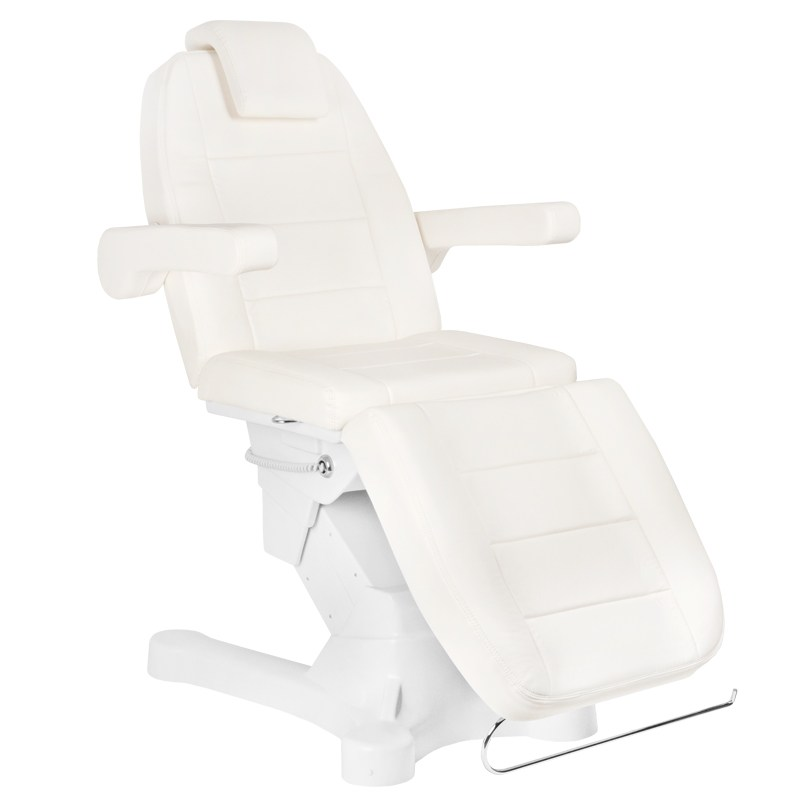 Behandlingsbänk Beauty VIT/ IVORY med 4 motors
