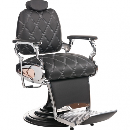 Barber Chair Tiger Barberarstol Mönster