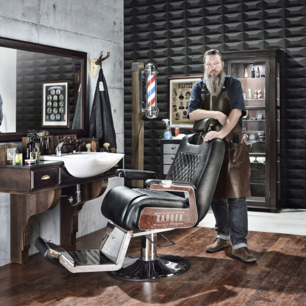 Barber Salon Lyx