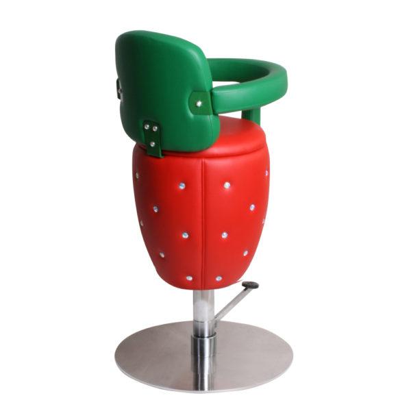 Barnfrisörstil Lyx Design Fruit med Svarowski
