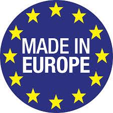 Arbetsplats Shine med belysning Made in Europe - Arbetsplats Shine i VIT MATT