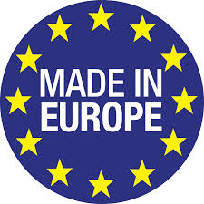 Arbetsplats Shine DUBBLE med belysning Made in Europe - Arbetsplats Shine DUBBLE i VIT MATT