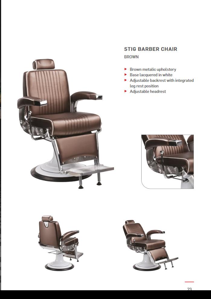 barber Chair Stig