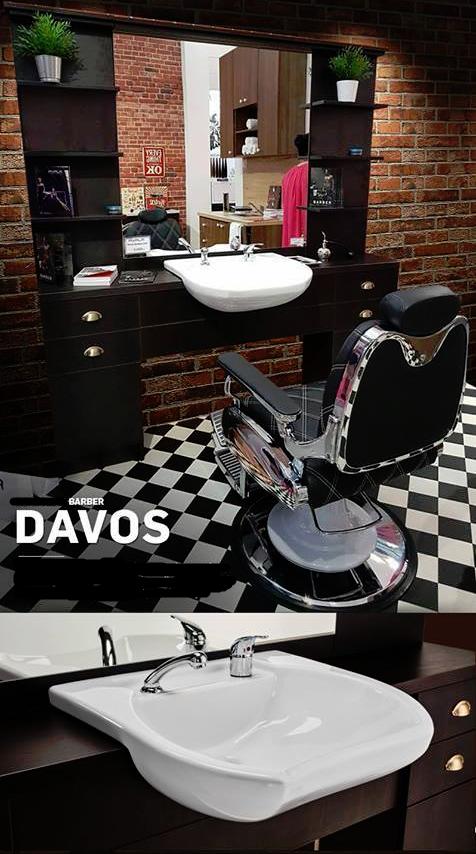 Tiger & Arbetsplats Davos