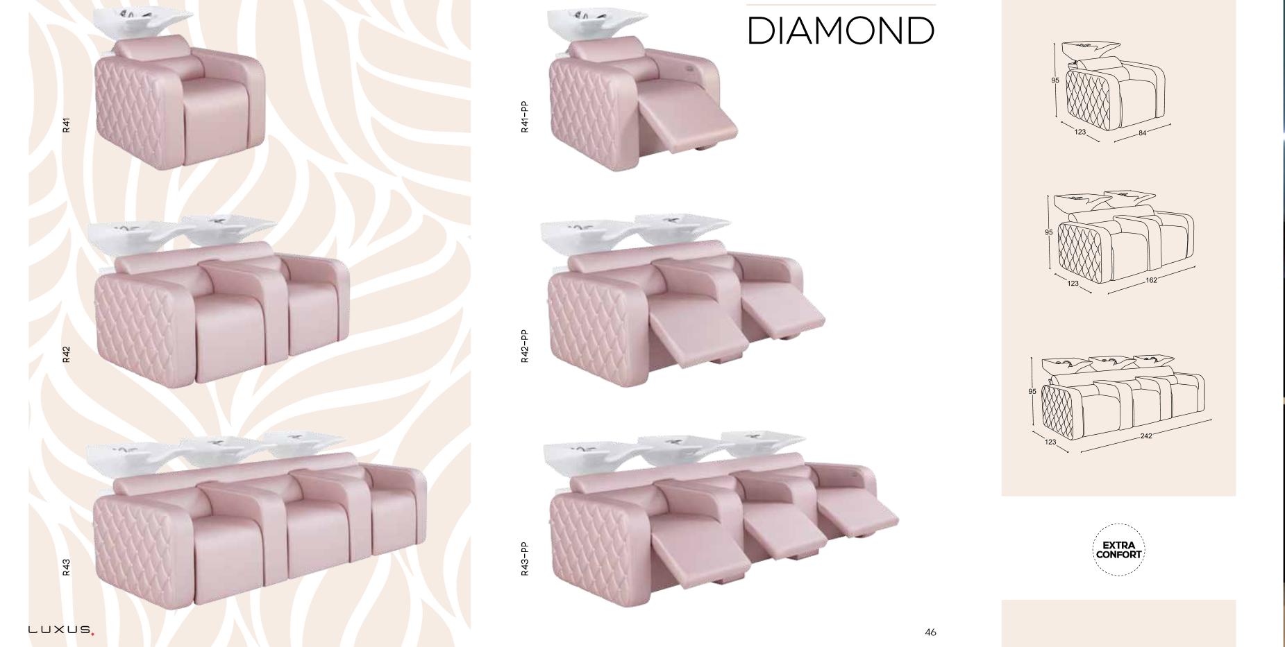 Diamant  schamponering