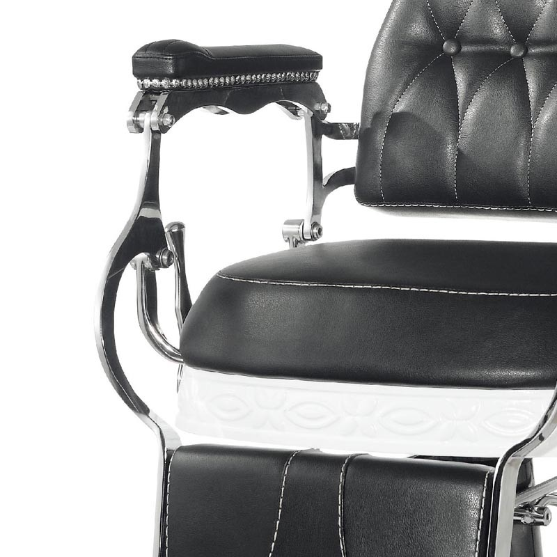 Barber Chair Saddle black