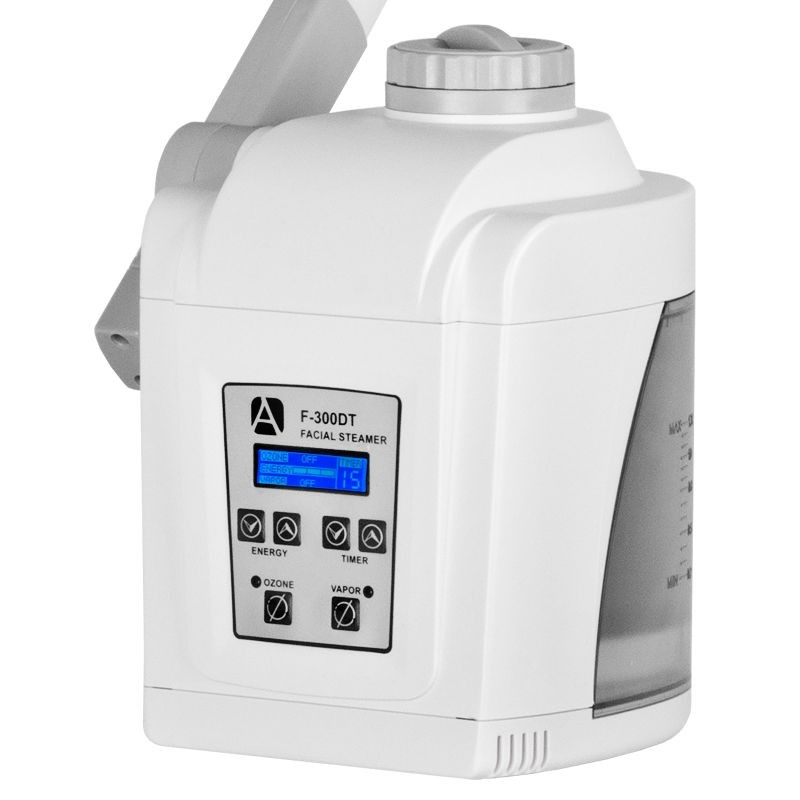 Paketpris - Kosmetikrullvagen med digital Vapozon + Lupplampa