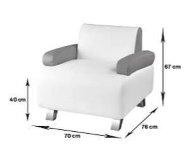 Seat Vip size
