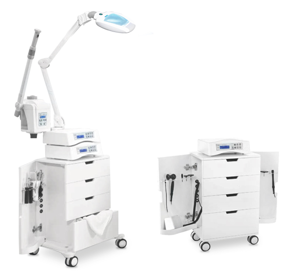 Behandlingsrullvagn Premium