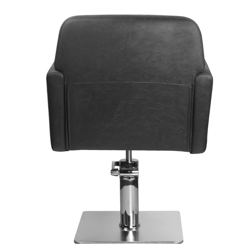 Frisörstol BELLE i svart