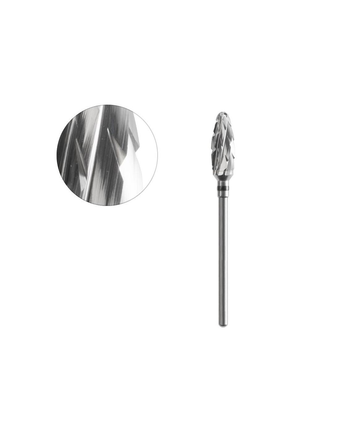 Carbid Fräsare OVAL 6,0/14,0mm ACURATA