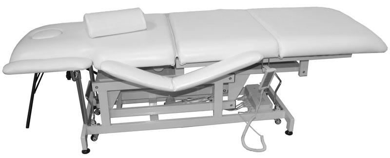 Behandlingsbänk SANO med 3 motorer