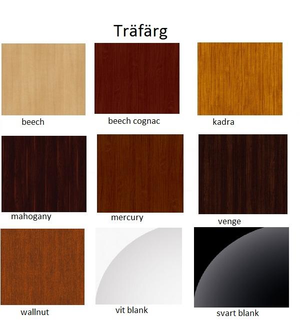 Träfärger