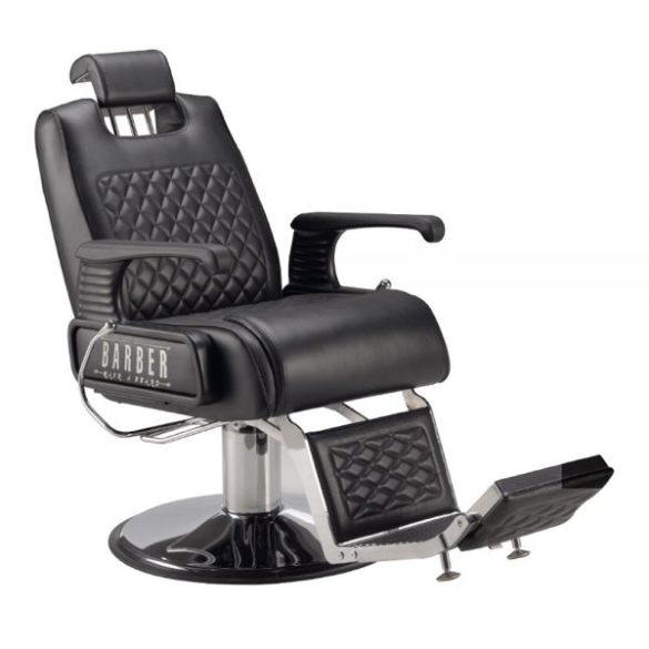 Barber Chair ALEX PU Made in Europe