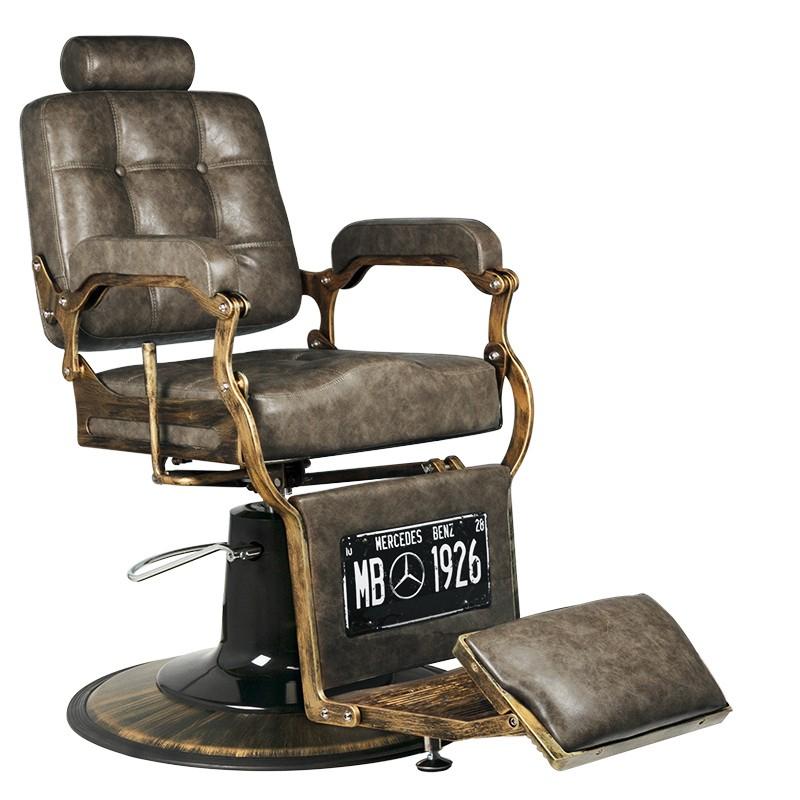 Barber ChaiBarber Chair Boss brunr Boss brun