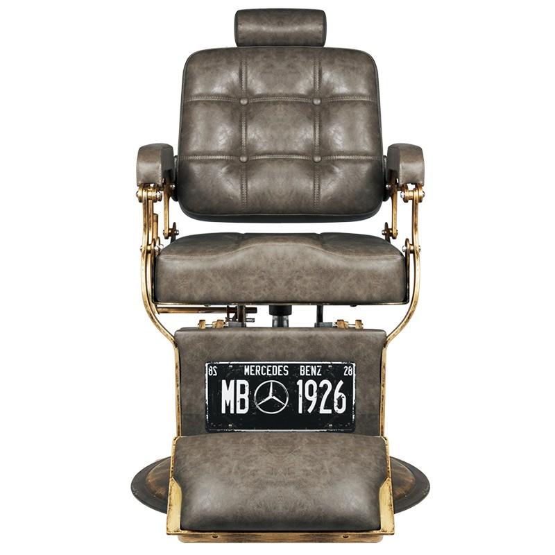 Barber Chair Boss brun