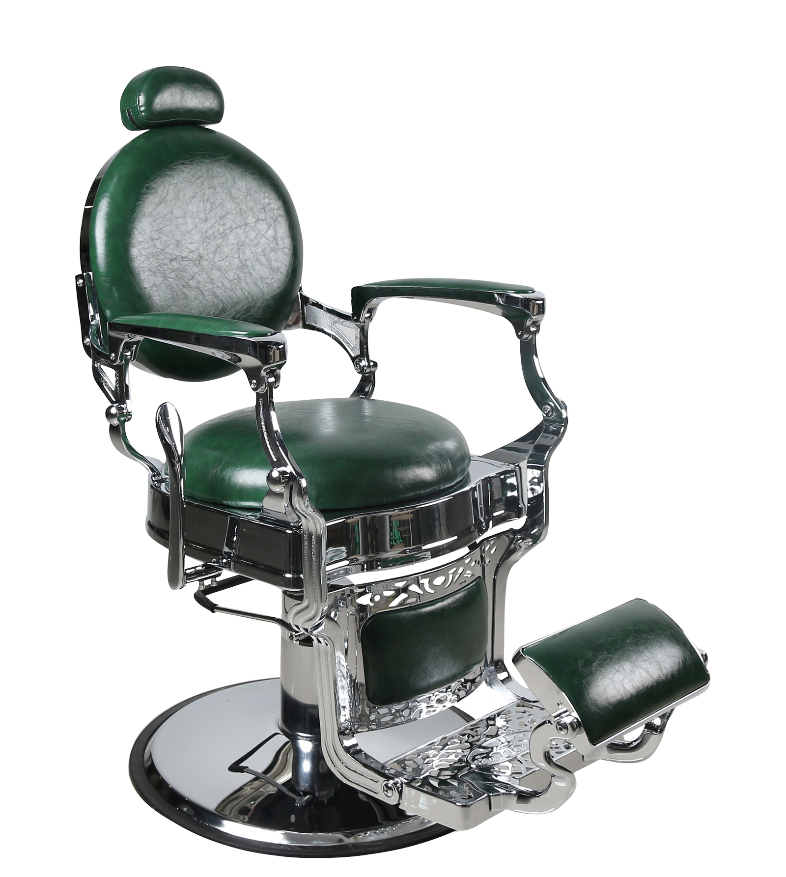 Barber Chair TOM i GRÖN