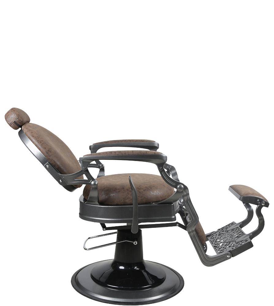 Barber Chair TOM i brun