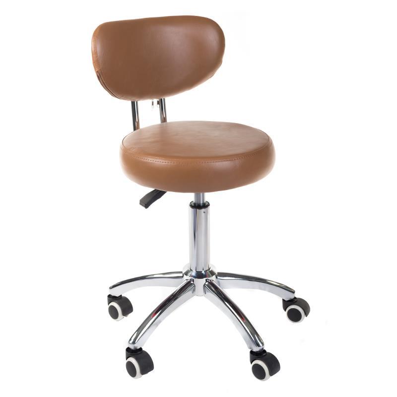 Arbetsstol SAM i brun