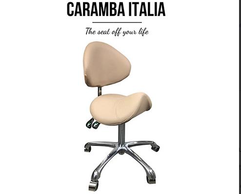 Arbetsstol Caramba Italia beige
