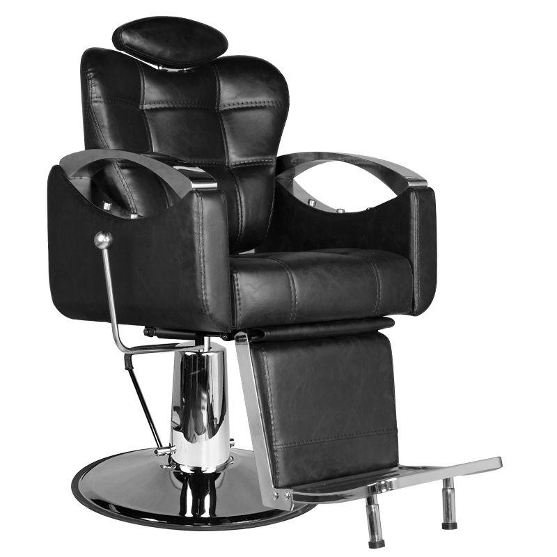 Barber Chair MANDO i svart