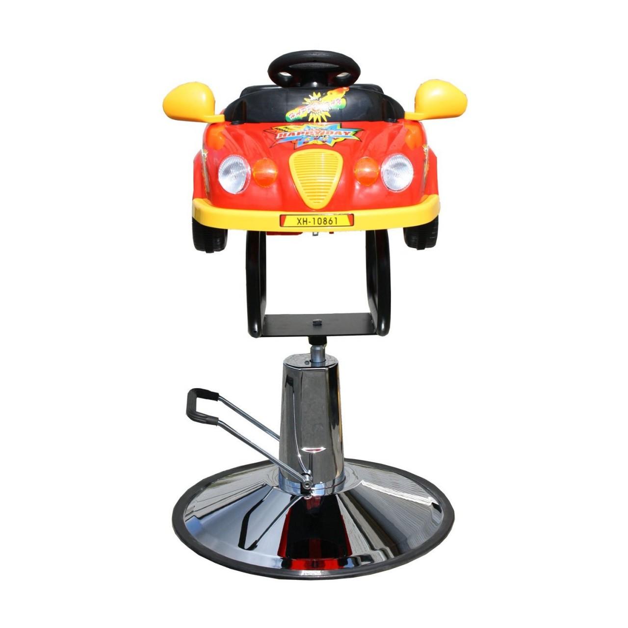 Barnklippstol Racer - Barn 2-5 år