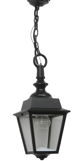 Klassisk utomhusbelysning - Kollektion Chenonceau - Modell 1, tak - hos Alegni Interiors Stockholm